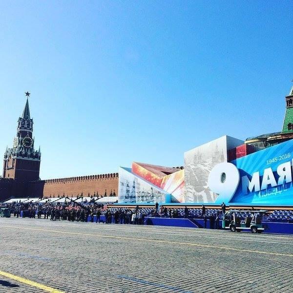 Hùng tráng lễ duyệt binh mừng Ngày Chiến thắng ở Nga - ảnh 13