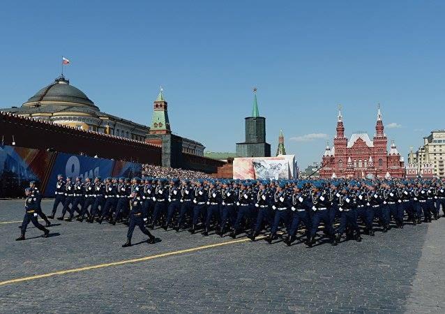 Hùng tráng lễ duyệt binh mừng Ngày Chiến thắng ở Nga - ảnh 25