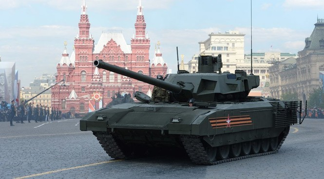 Hùng tráng lễ duyệt binh mừng Ngày Chiến thắng ở Nga - ảnh 14