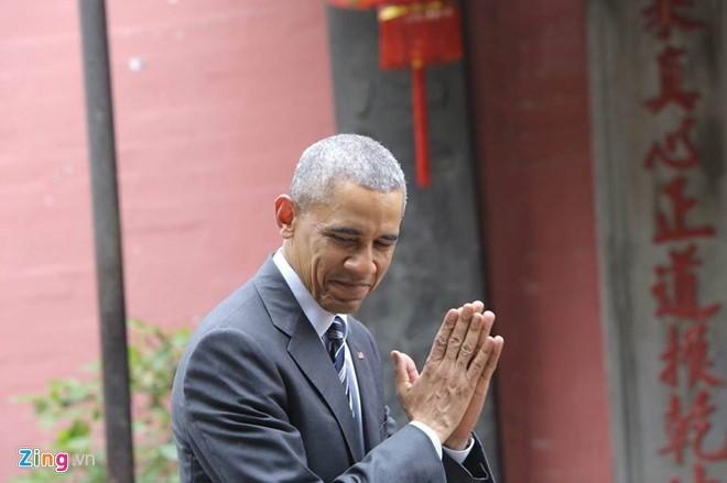 ngày làm việc thứ hai của obama - ảnh 2