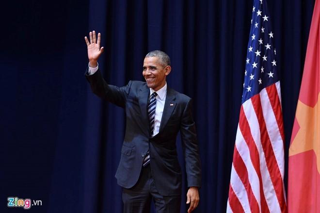 ngày làm việc thứ hai của obama - ảnh 43