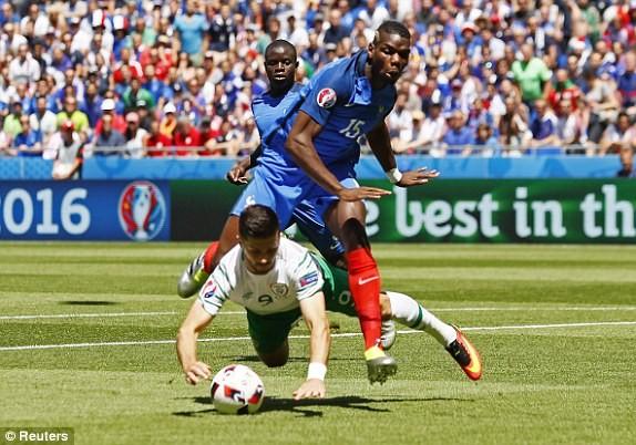 Griezmann lập cú đúp, Pháp ngược dòng thắng CH Ireland - ảnh 10