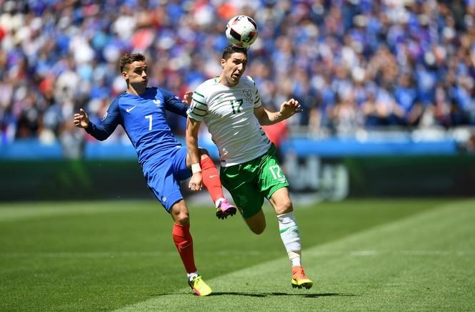 Griezmann lập cú đúp, Pháp ngược dòng thắng CH Ireland - ảnh 15