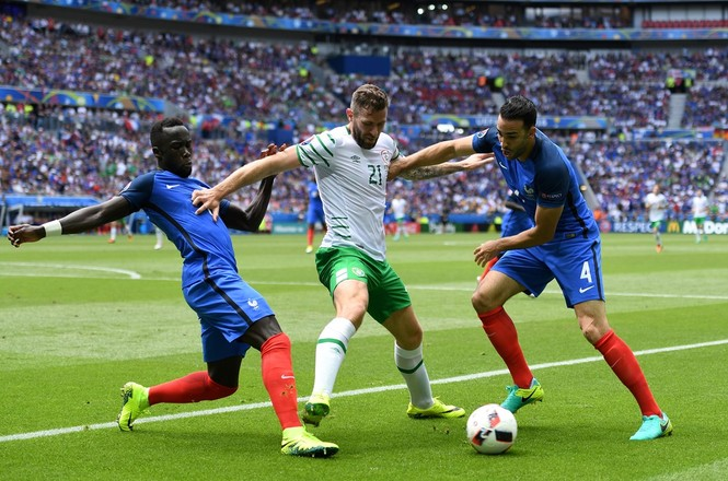 Griezmann lập cú đúp, Pháp ngược dòng thắng CH Ireland - ảnh 18