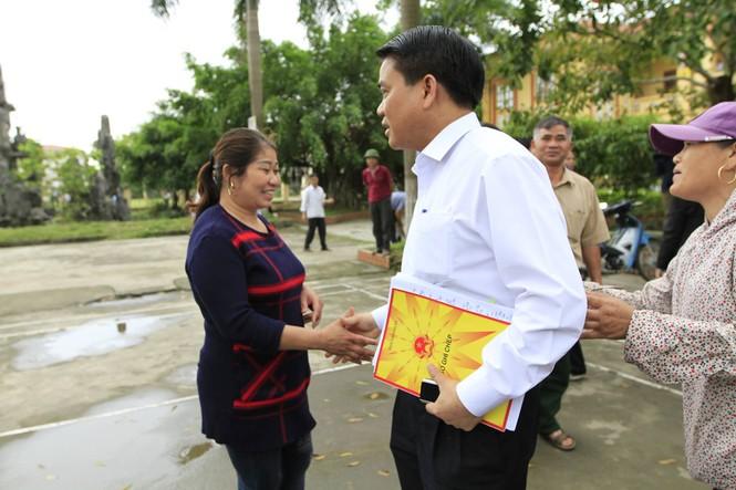 Toàn cảnh cuộc đối thoại giữa Chủ tịch Hà Nội và người dân Đồng Tâm - ảnh 5