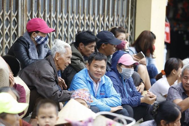 Toàn cảnh cuộc đối thoại giữa Chủ tịch Hà Nội và người dân Đồng Tâm - ảnh 12