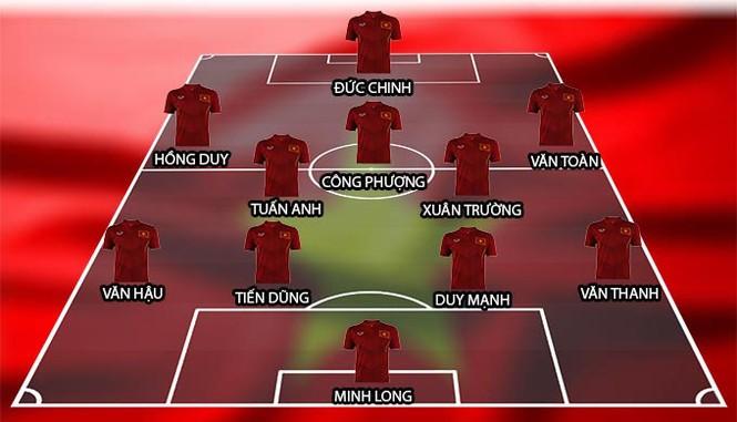 Văn Hậu tỏa sáng, U22 Việt Nam thắng '4 sao' trận đầu SEA Games - ảnh 3