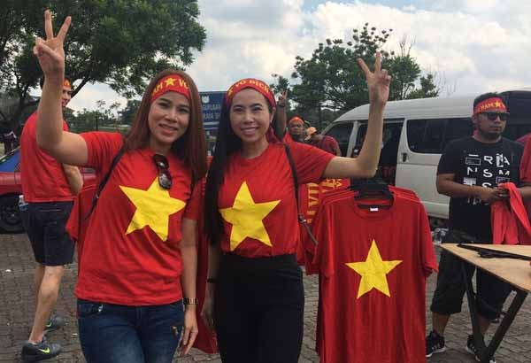 Công Phượng lập cú đúp, U22 Việt Nam đánh bại Campuchia - ảnh 2
