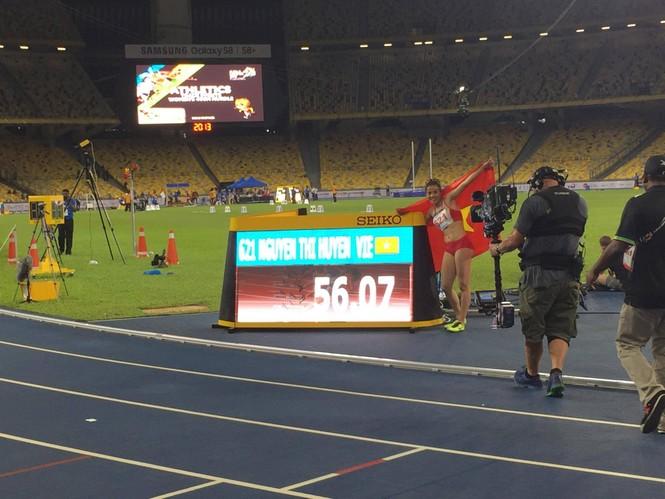 SEA Games ngày 22/8: Tú Chinh lên ngôi 'nữ hoàng' chạy 100m - ảnh 12