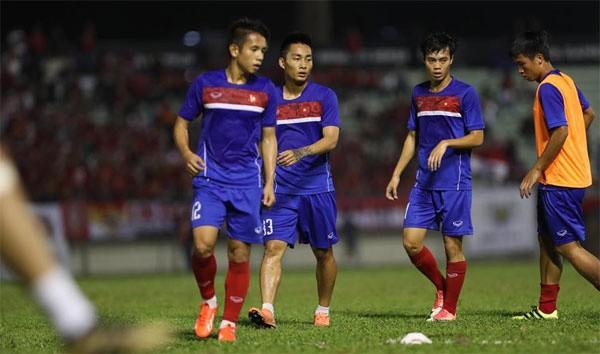 U22 Việt Nam bị Indonesia chia điểm đáng tiếc - ảnh 2