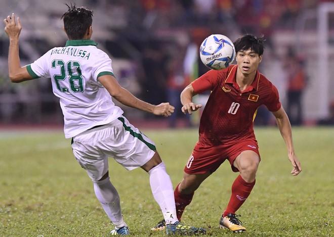 U22 Việt Nam bị Indonesia chia điểm đáng tiếc - ảnh 8