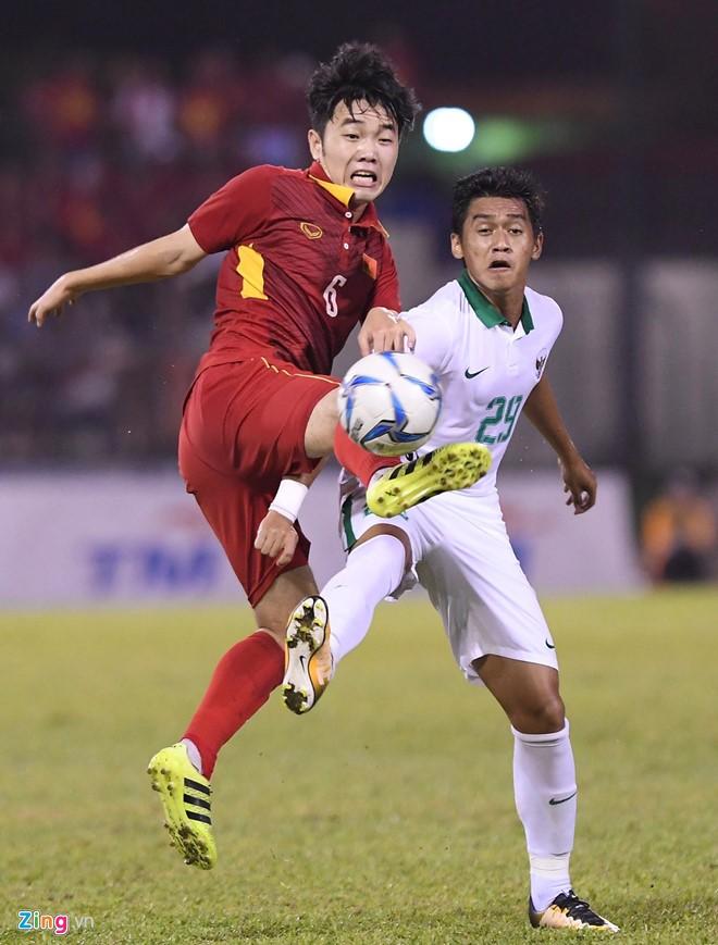 U22 Việt Nam bị Indonesia chia điểm đáng tiếc - ảnh 9