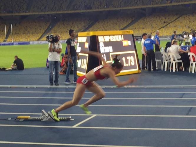 SEA Games ngày 22/8: Tú Chinh lên ngôi 'nữ hoàng' chạy 100m - ảnh 16