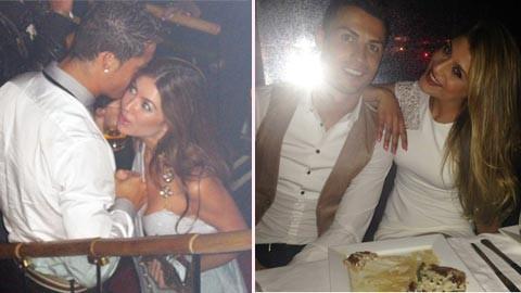 Ronaldo bị tố chuyện tình một đêm với người mẫu Morocco - ảnh 1