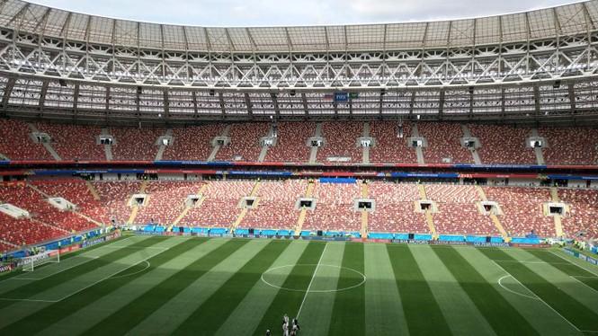 lễ khai mạc World Cup 2018 - ảnh 36