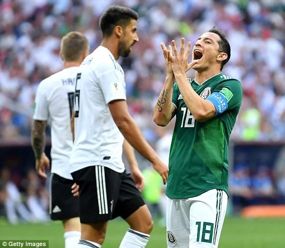 Tuyển Đức thua sốc ngày ra quân ở World Cup 2018 - ảnh 23