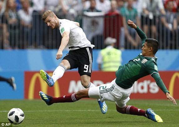 Tuyển Đức thua sốc ngày ra quân ở World Cup 2018 - ảnh 10