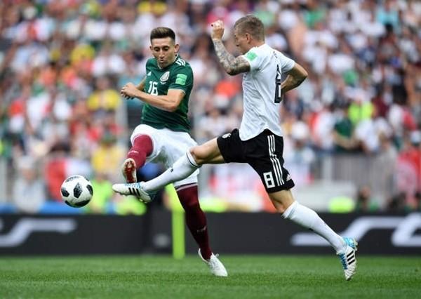Tuyển Đức thua sốc ngày ra quân ở World Cup 2018 - ảnh 11