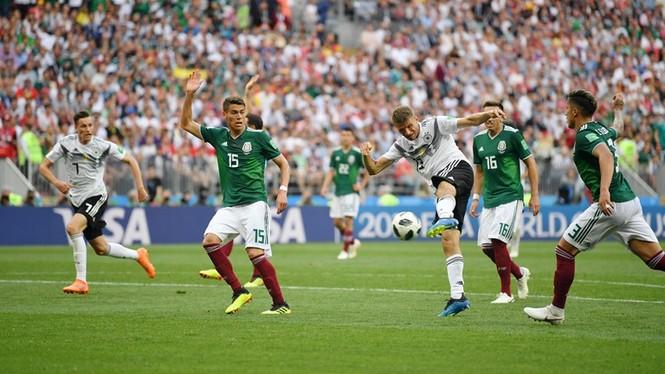 Tuyển Đức thua sốc ngày ra quân ở World Cup 2018 - ảnh 24