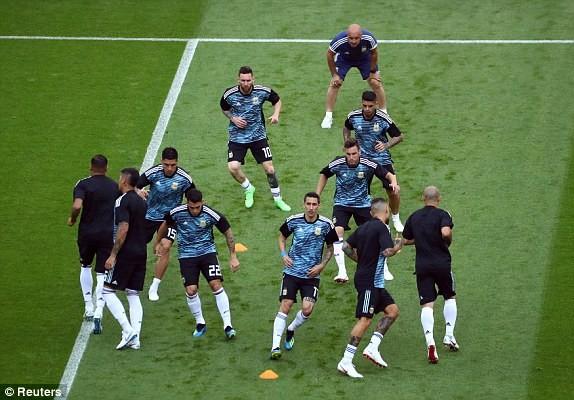Mbappe lập cú đúp, Pháp vượt qua Argentina tiến vào tứ kết - ảnh 9