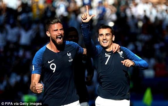 Mbappe lập cú đúp, Pháp vượt qua Argentina tiến vào tứ kết - ảnh 14