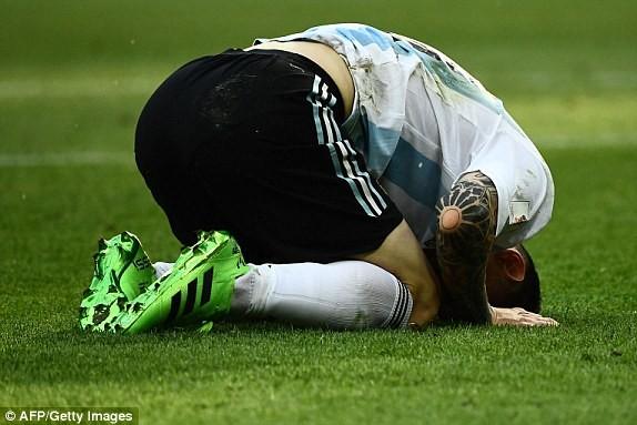 Mbappe lập cú đúp, Pháp vượt qua Argentina tiến vào tứ kết - ảnh 30