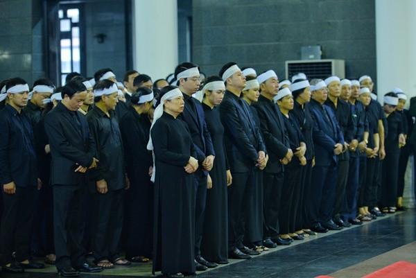 Hình ảnh xúc động tại lễ truy điệu Chủ tịch nước Trần Đại Quang - ảnh 3