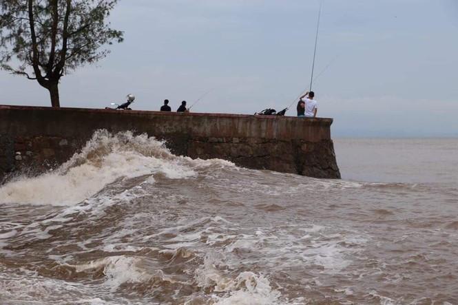 Bão số 3 suy yếu thành áp thấp, TP Móng Cái và nhiều địa phương nguy cơ ngập - ảnh 20