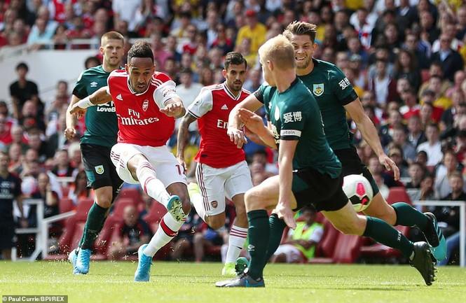 Kết quả vòng 2 Ngoại hạng Anh: Arsenal, Liverpool toàn thắng - ảnh 4