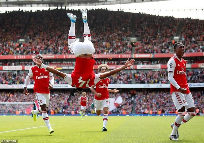 Kết quả vòng 2 Ngoại hạng Anh: Arsenal, Liverpool toàn thắng - ảnh 6