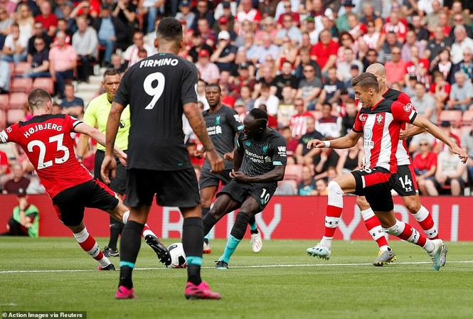 Kết quả vòng 2 Ngoại hạng Anh: Arsenal, Liverpool toàn thắng - ảnh 8