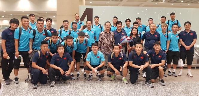 Tuyển Việt Nam đổ bộ Indonesia, thầy Park lên lịch 'luyện binh'  - ảnh 1