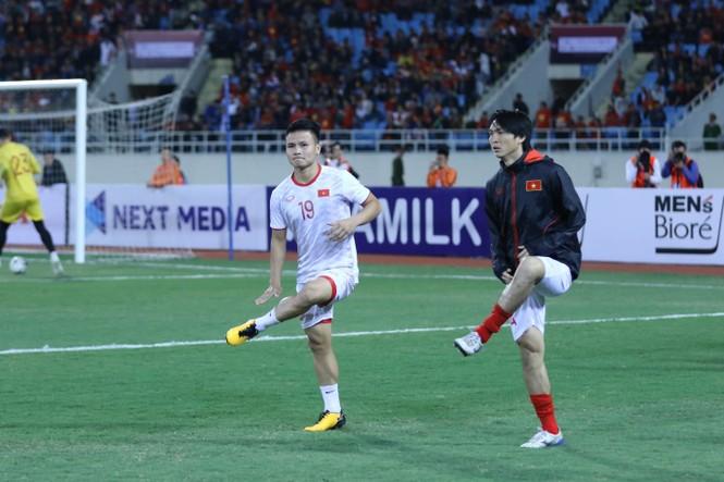 Bàn thắng không được công nhận, tuyển Việt Nam chia điểm với Thái Lan - ảnh 15