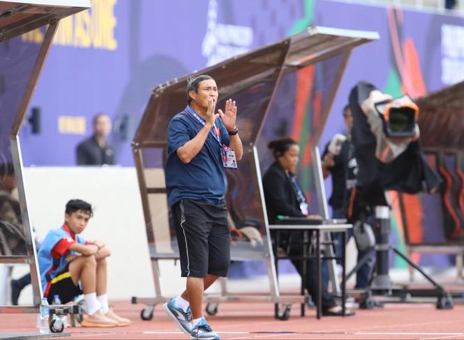 Thắng Indonesia 6-0, tuyển nữ Việt Nam vào bán kết SEA Games 30 - ảnh 2
