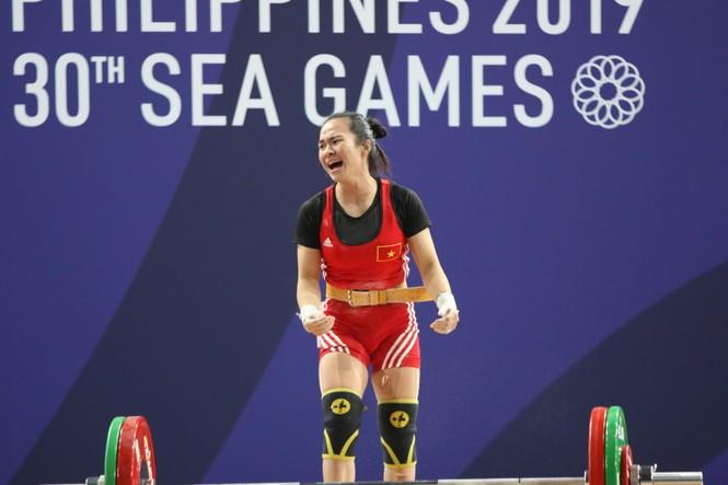 SEA Games ngày 1/12: Cử tạ lập cú đúp HCV cho Việt Nam - ảnh 7