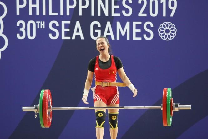SEA Games ngày 1/12: Cử tạ lập cú đúp HCV cho Việt Nam - ảnh 6