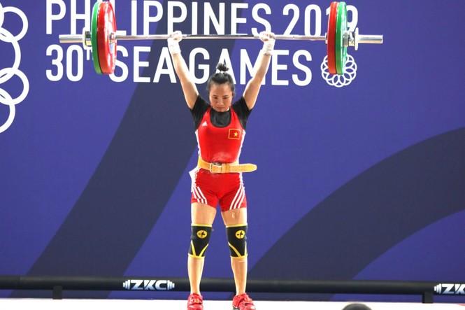 SEA Games ngày 1/12: Cử tạ lập cú đúp HCV cho Việt Nam - ảnh 4