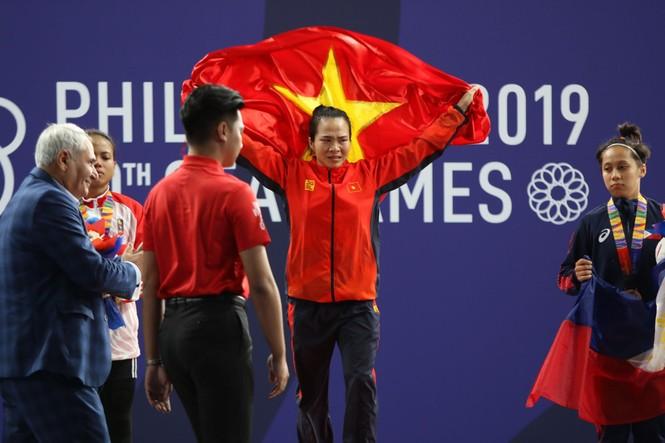 SEA Games ngày 1/12: Cử tạ lập cú đúp HCV cho Việt Nam - ảnh 8