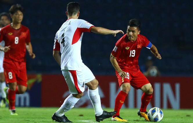 U23 Việt Nam hòa trận thứ 2 liên tiếp ở giải châu Á  - ảnh 7