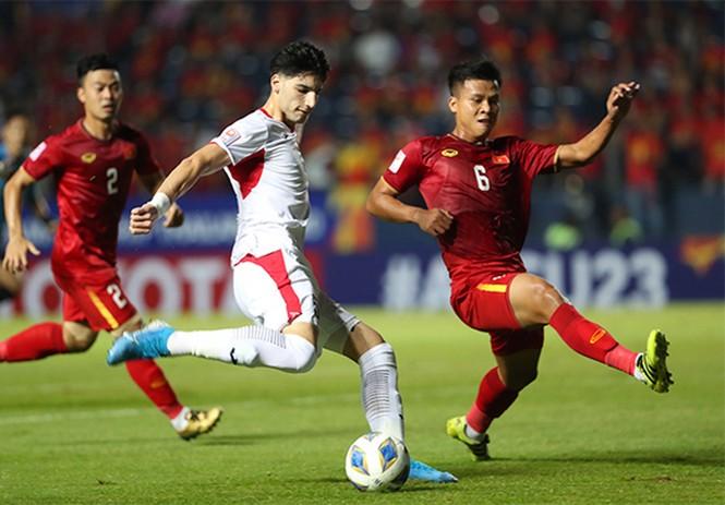 U23 Việt Nam hòa trận thứ 2 liên tiếp ở giải châu Á  - ảnh 9
