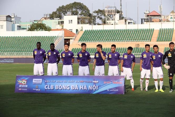 Hà Nội FC lội ngược dòng giành Siêu Cup 2019 - ảnh 20