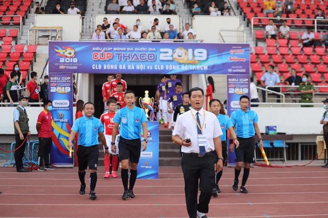 Hà Nội FC lội ngược dòng giành Siêu Cup 2019 - ảnh 18