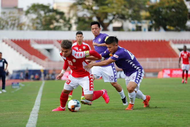 Hà Nội FC lội ngược dòng giành Siêu Cup 2019 - ảnh 21