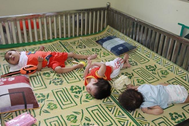 Trẻ chùa Bồ Đề quây quần trong ngôi nhà mới - ảnh 4