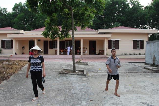 Trẻ chùa Bồ Đề quây quần trong ngôi nhà mới - ảnh 11