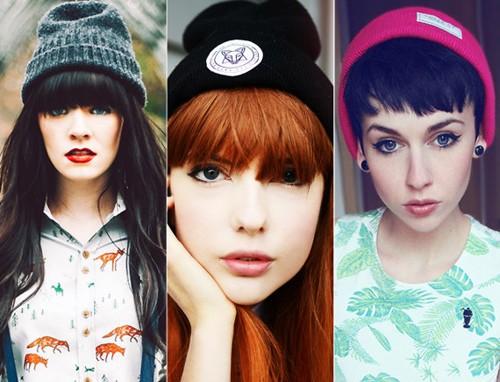 5 kiểu tóc phối hợp cá tính với mũ len beanie - ảnh 2