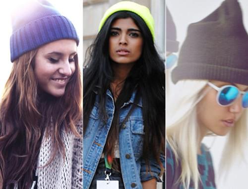 5 kiểu tóc phối hợp cá tính với mũ len beanie - ảnh 4