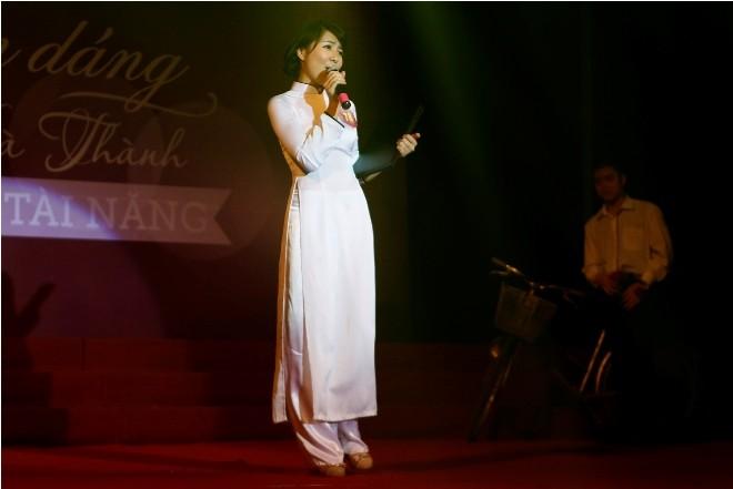 Nữ sinh Hà Thành 'đốt cháy' sân khấu  - ảnh 15
