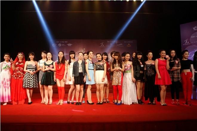 Nữ sinh Hà Thành 'đốt cháy' sân khấu  - ảnh 20