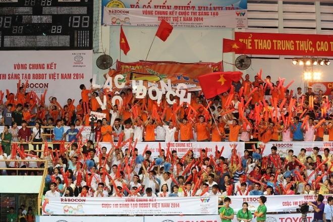 LH-NVN sẽ đại diện Việt Nam tranh tài Robocon Quốc tế  - ảnh 2